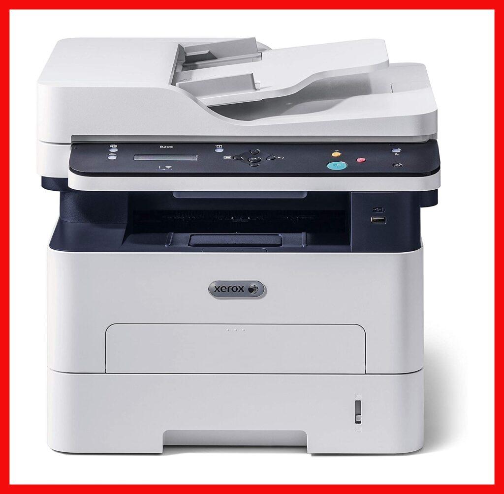 Impresoras Xerox: características y opiniones