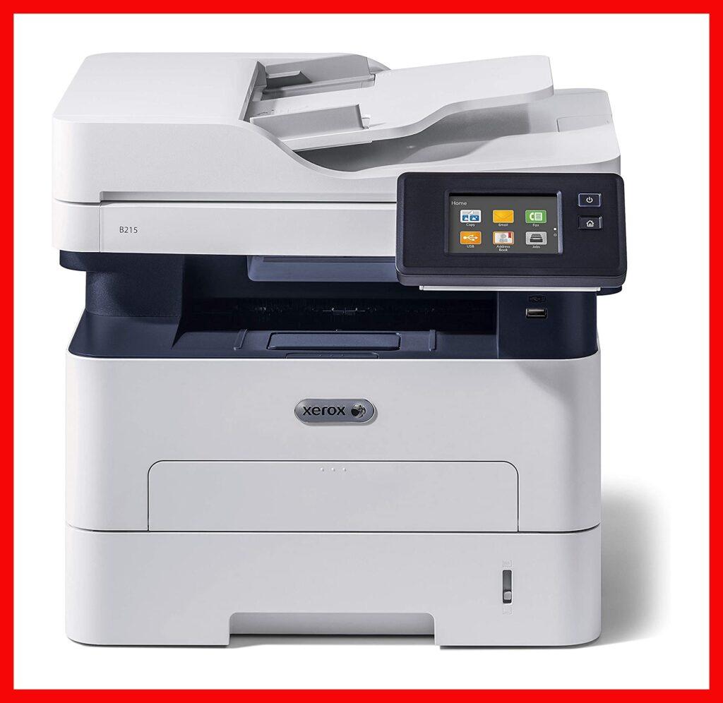 Xerox B215V_DNI S/W: características y opiniones