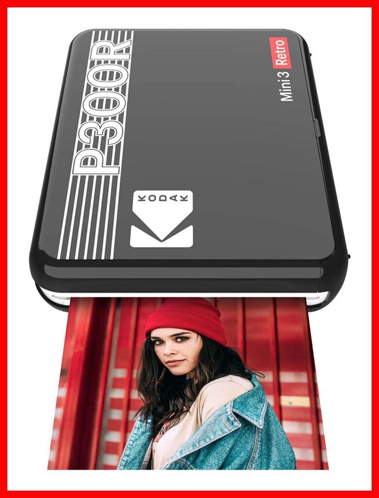Kodak Mini 3 Retro: características y opiniones