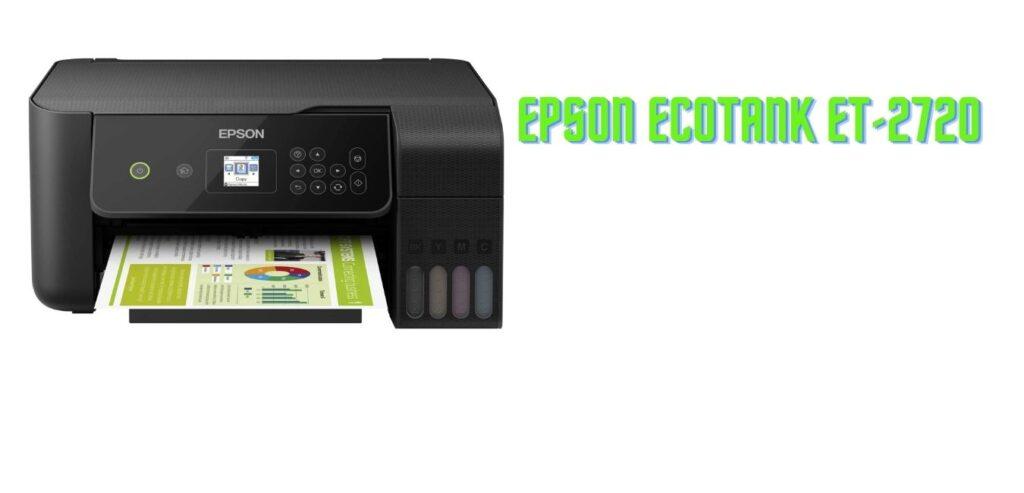 Epson EcoTank ET-2720: análisis y opiniones